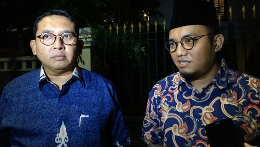 Fadli Zon Ajak Dahnil Anzar Gabung Gerindra: Sudah Teruji!