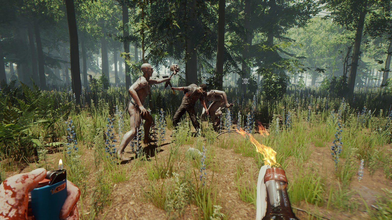 Hướng Dẫn Tải Game The Forest on Steam Full Crack