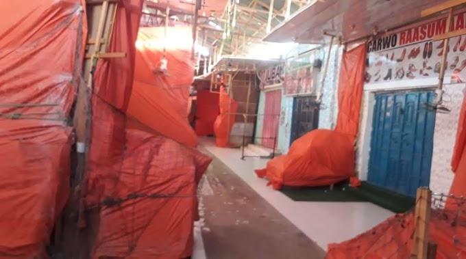 اغلاق سوق مدينة غاوري بعد ارتفاع سعر الدولار