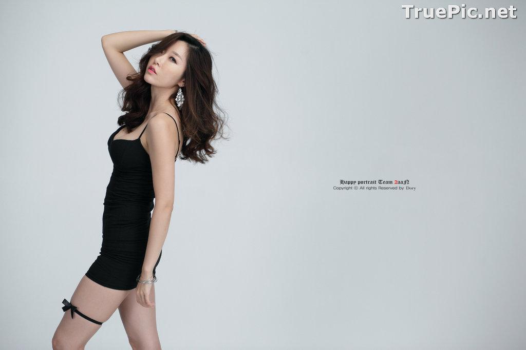 Image Oh Ha Ru Model Beautiful Image – Studio Photoshoot Collection #2 - TruePic.net - Picture-1
