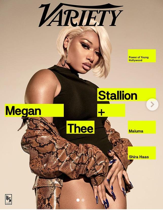 Nicki Minaj list what she love About Megan Thee Stallion
