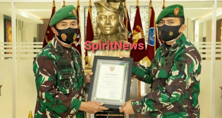 Pangdam Hasanuddin Pimpin Penyerahan Tugas Kapaldam