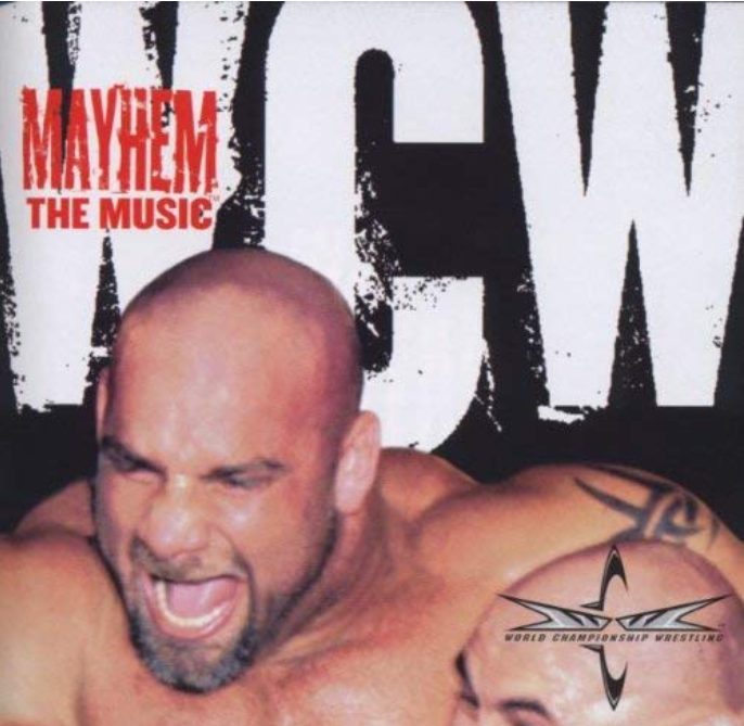 WCW Mayhem - The Music album -  A Track-by-Track Review