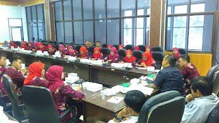 Minta Honor Ditambah, TPD ngadu Ke Anggota DPRD Kab Cirebon
