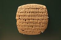 Poche persone sapevano scrivere nella società sumerica