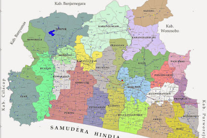 5 Kawasan Industri Besar di Kebumen Buayan, Petanahan, Kebumen, Sempor dan Gombong