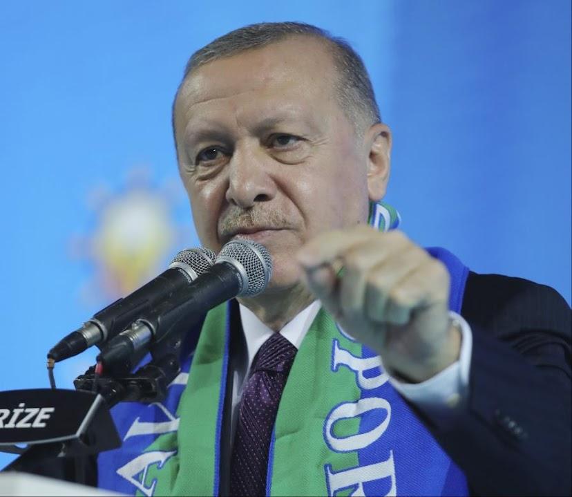 Ερντογάν: Η Ελλάδα προσπάθησε να μας κατακτήσει πριν από ένα αιώνα