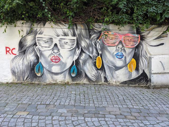 Things to do in Bergen: Explore Bergen street art