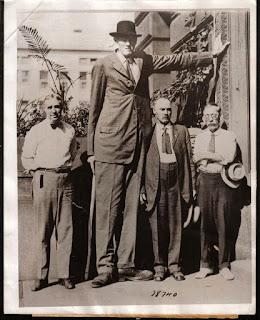 Bernard Coyne (manusia tertinggi)