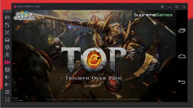 KOPLAYER Main TOP SS1