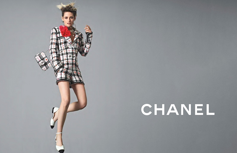 Kristen Stewart for Chanel Spring/Summer 2020 Campaign