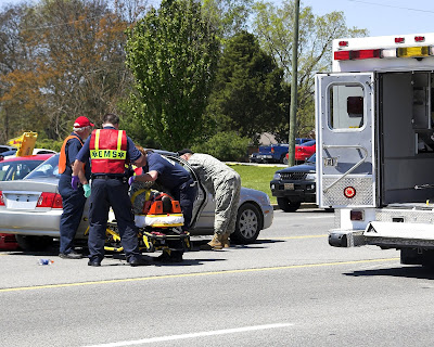 Medical care car accident delayed injury claim attorney lawyer Florida