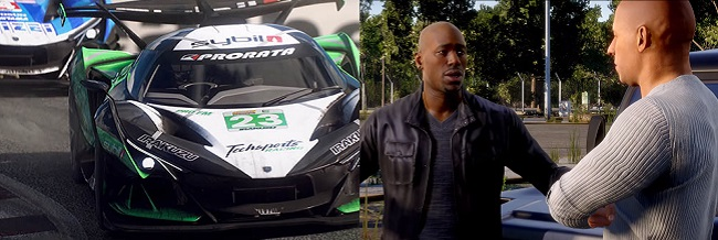 Forza Motorsport 8 vs Fast and Furious Crossroads