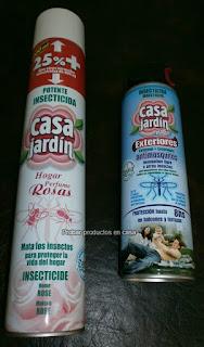 Productos Casa Jardín