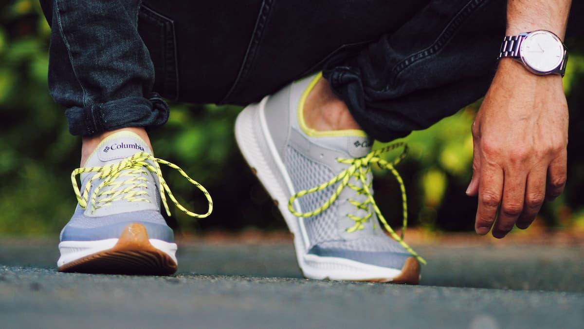 Columbia Summertide Sneaker im Closer Look | Sommer Sneaker aus recycelten und nachhaltigen Materialien hergestellt