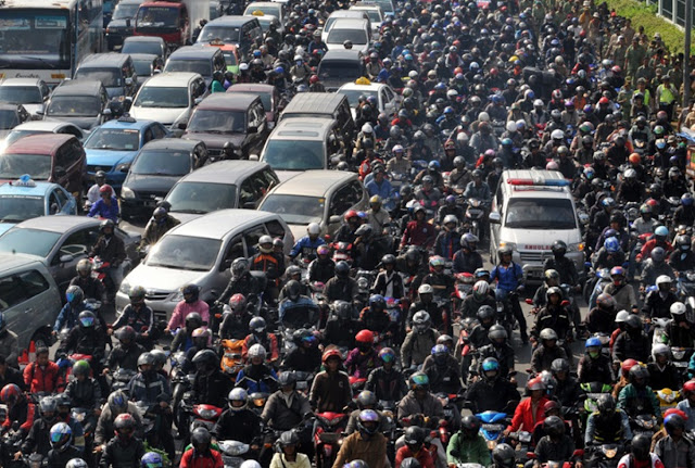 5 Alasan Tidak Datang Ke Jakarta Pasca Lebaran