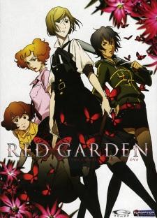 جميع حلقات انمي Red Garden مترجم
