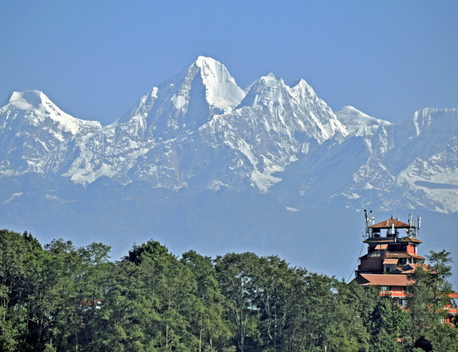 Xvlor Nagarkot is perfect place to enjoy 8 highest peaks of Himalayas