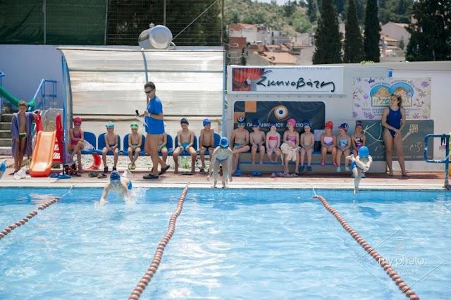 Πραγματοποιήθηκε στο Δημοτικό Κολυμβητήριο Λαμίας η ετήσια γιορτή της μικρής πισίνας «pool day»