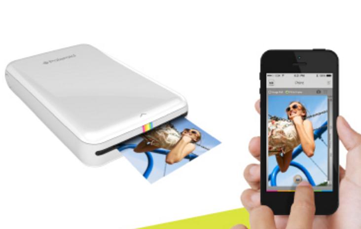 polaroid zip mobile printer error