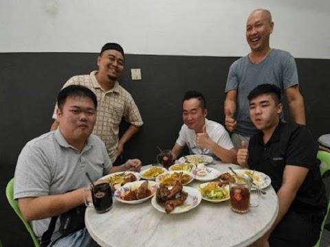 'Nasi Paku' satukan dua bangsa