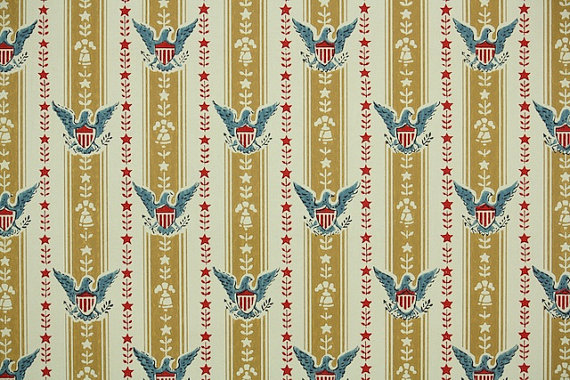Patriotic Wallpaper Pattern,tnwallpaperhanger, memorial day, 4th of July,patriotic themed wallpaper
