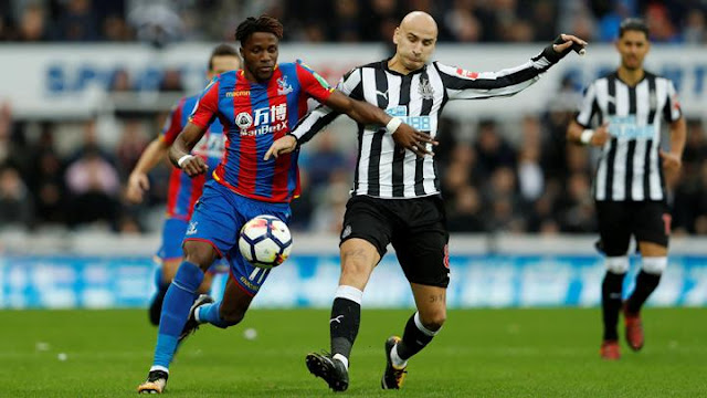 Prediksi Newcastle United Vs Crystal Palace 3 Februari 2021