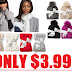 NY & Company Cable Knit Scart and Glove Set or Hat & Glove Sets only $3.99 Each + Free Shipping