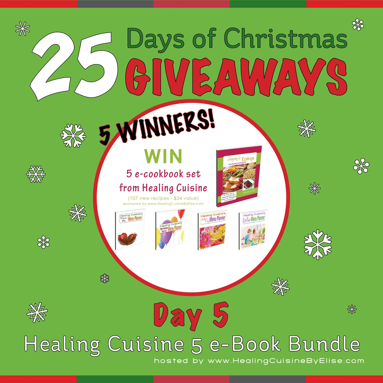 BEST HOLIDAY EBOOK GIVEAWAYS