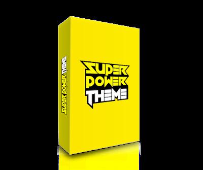 Super Power Theme - Theme Wajib Pemilik Toko Online.