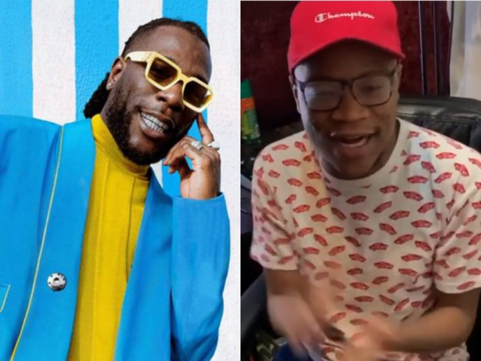 Master KG Featured Burna Boy On The Remix Of His Hit Song 'Jerusalema', Shares Snippet | Listen! #Arewapublisize