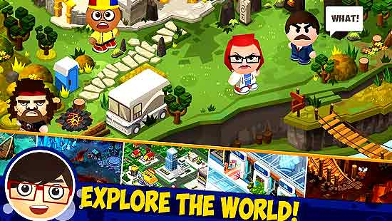 Beat the Boss 4 Mod Apk Game Download