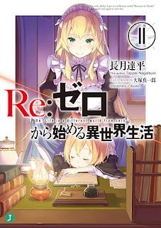 Download Novel Re:Zero Kara Hajimeru Isekai Seikatsu