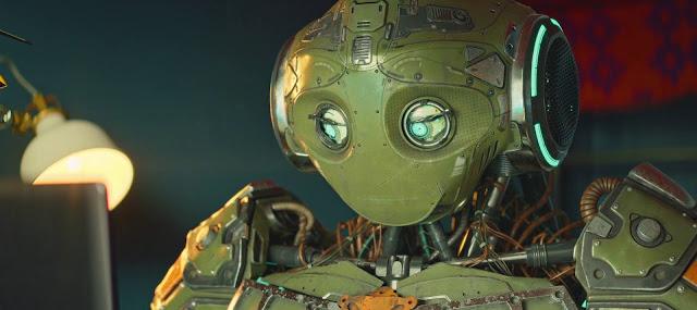 Mi Amigo Robot 1080p latino
