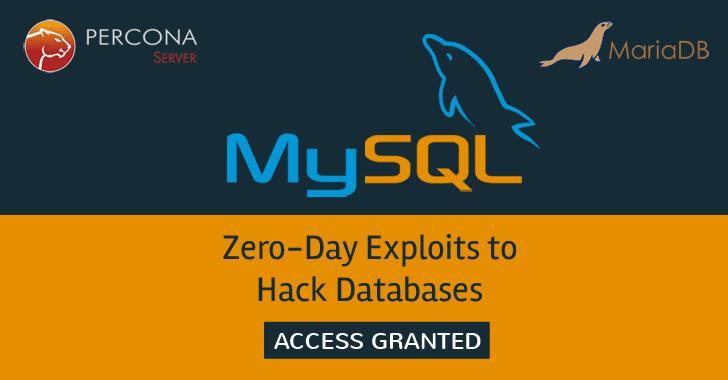 MySQL Zero-Days — Hacking Website Databases Remotely