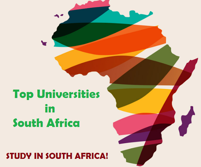 Study in top universities in South Africa