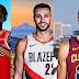 NBA 2K21 Updated Portraits Derrick Jones Jr. [Bulls] Larry Nance Jr. [Trailblazers] Lauri Markkanen [Cavaliers] by arts