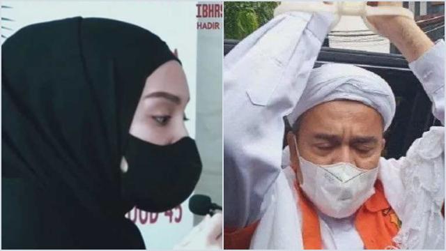 Sifat Asli HRS Diungkap Putrinya Sendiri, Ternyata Beda Jauh dengan di TV