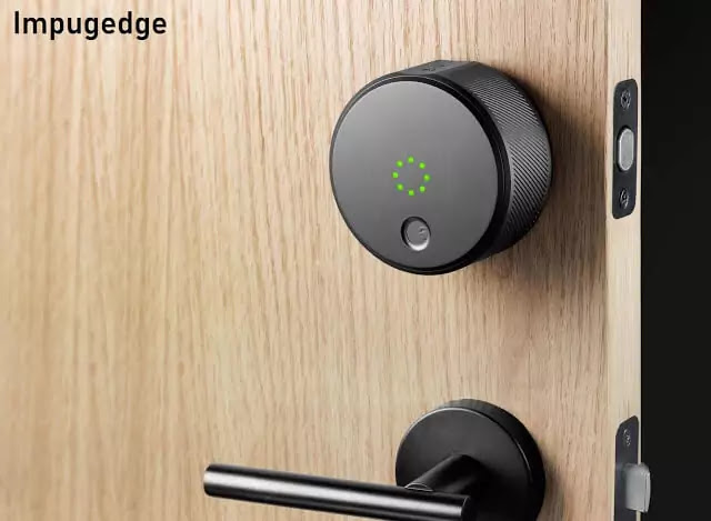 August Smart Lock Installation