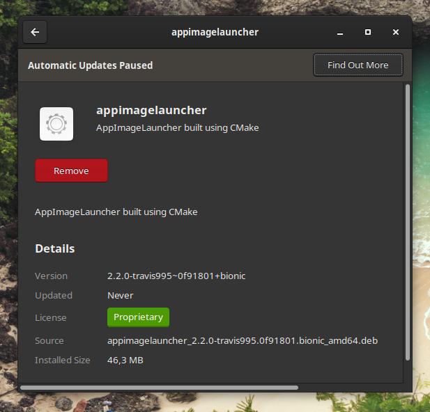 How To Install AppImageLauncher on Xubuntu