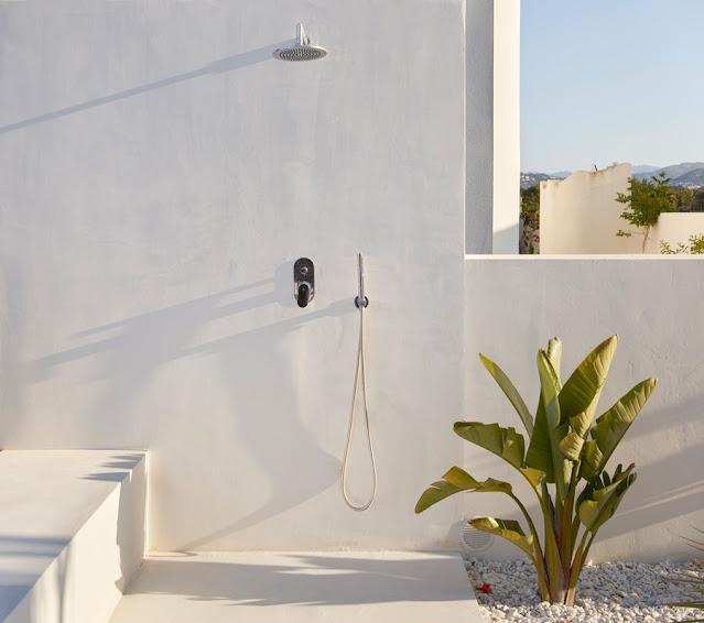 Baños con estilo mediterráneo