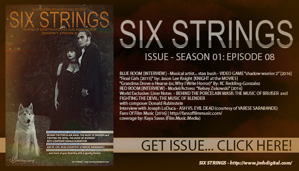 Six Strings - Issue 8 [2016]