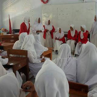 IPNU IPPNU SMA Syarif Hidayatullah Grati