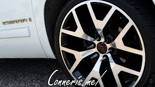 GMC Sierra Low Rider Wheel