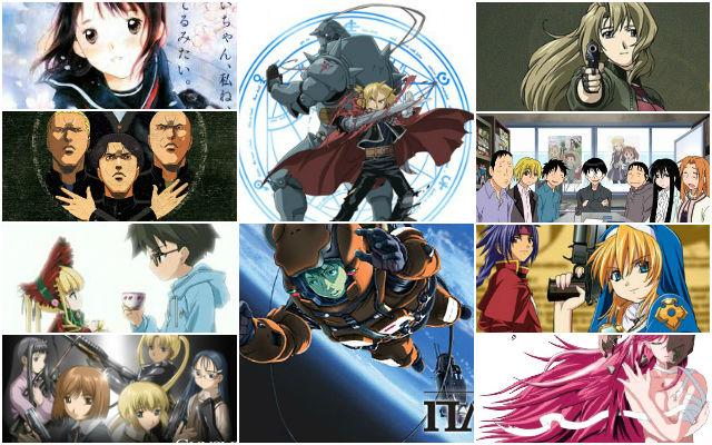 2004 có thể nói là một năm thành công của anime trong thập niên 00. Nhiều  bộ phim chất lượng đã ra đời trong năm này. Danh sách 10 anime mà  TopTenHazy ...