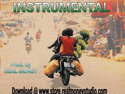 Instrumental - Patoranking - Abule type beat - Prod. by REAL MONEY  (BPM 100)
