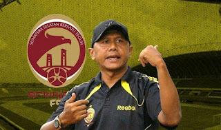Rahmad Darmawan Resmi Jadi Pelatih Sriwijaya FC
