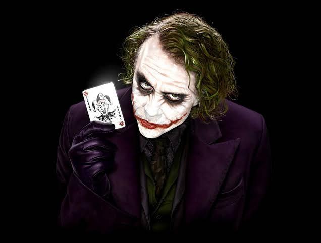 Gambar Kata Kata Bijak Joker