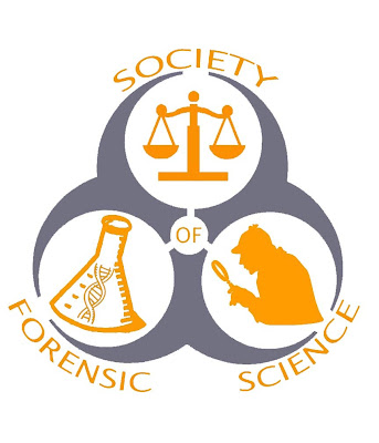 Society of Forensic Science logo