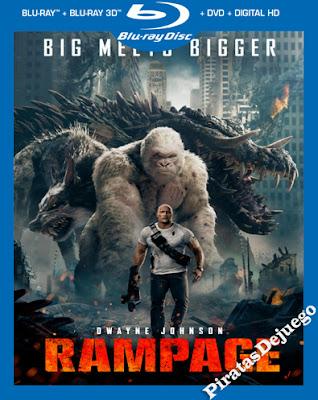 Rampage (2018) HD 1080P Latino